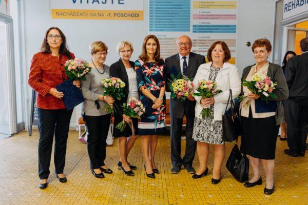 35. výročie prvej detskej onkológie na Slovensku
